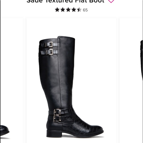 Shoe Dazzle Shoes | Nwt Wide Calf Boots